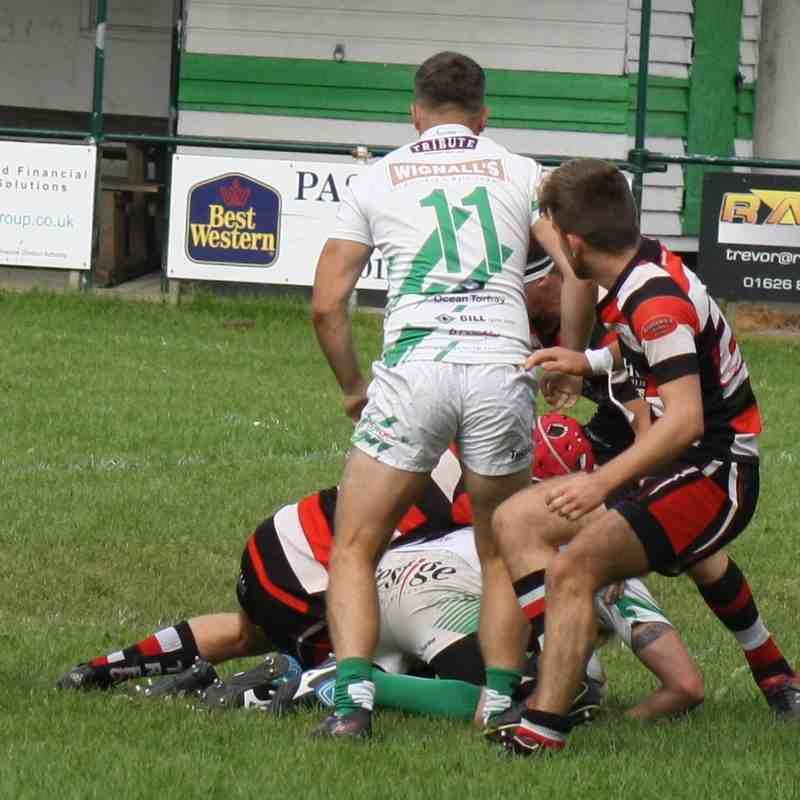 Newton Abbot v Teignmouth RFC Reserves 02.09.17