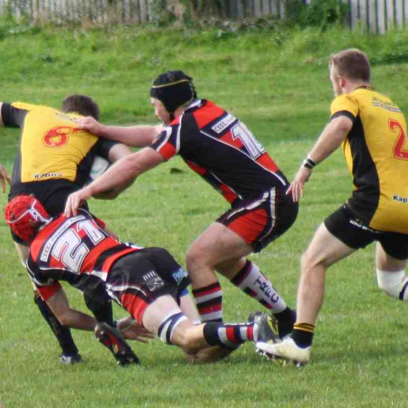 Teignmouth RFC 1st XV v Keynsham