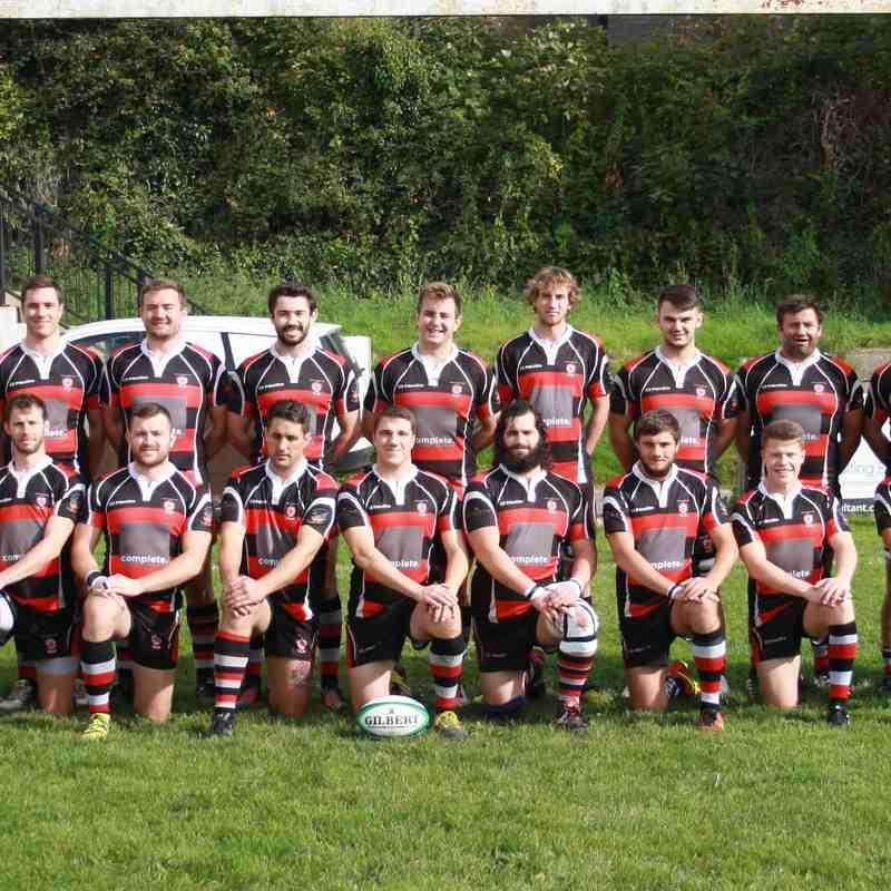 TRFC individual & 1st XV squad photos