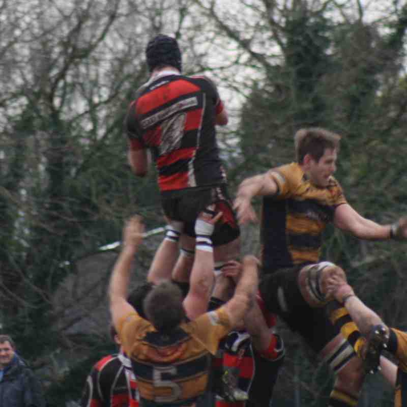 Thornbury v Teignmouth RFC 1st XV 02.12.17