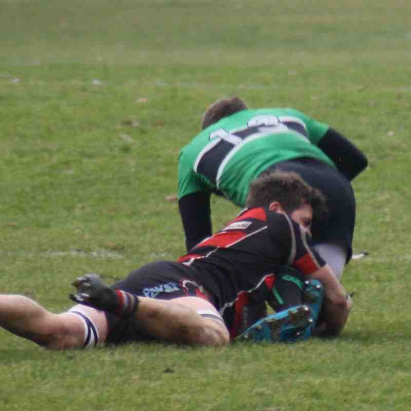 Drybrook v Teignmouth RFC 1st XV Jan 2018