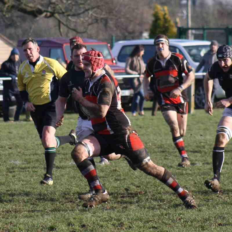 Matson v Teignmouth RFC 1st XV
