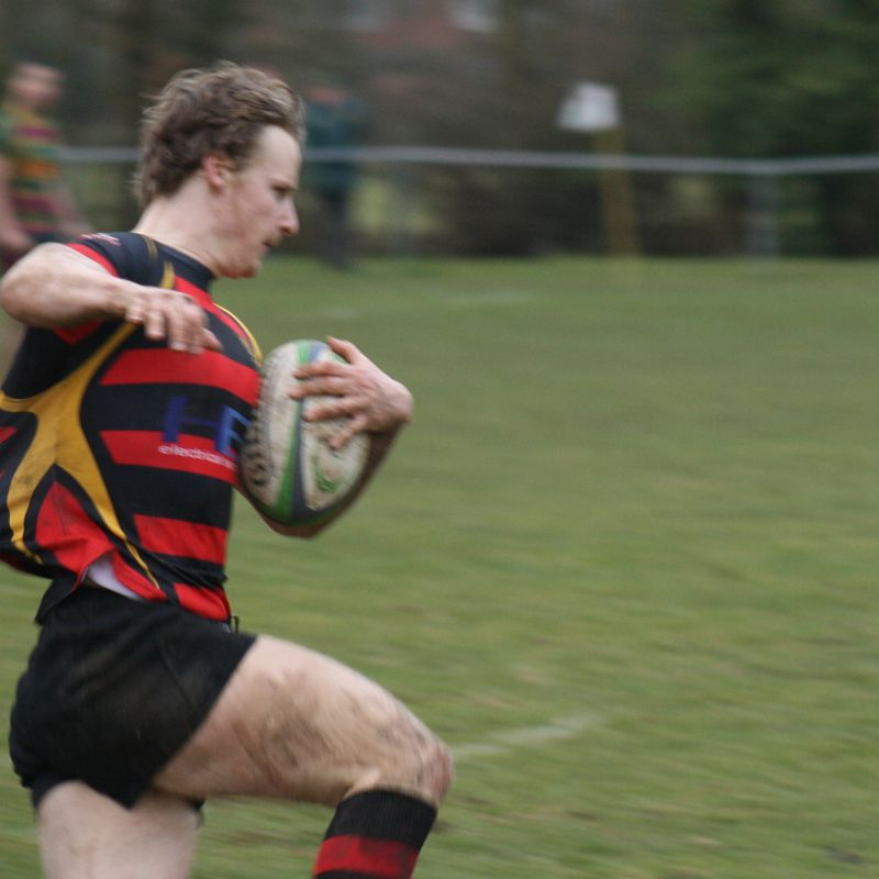 Belgrave gain bonus point win in a game of 2 halves again.Thanks to Charles Dickens.