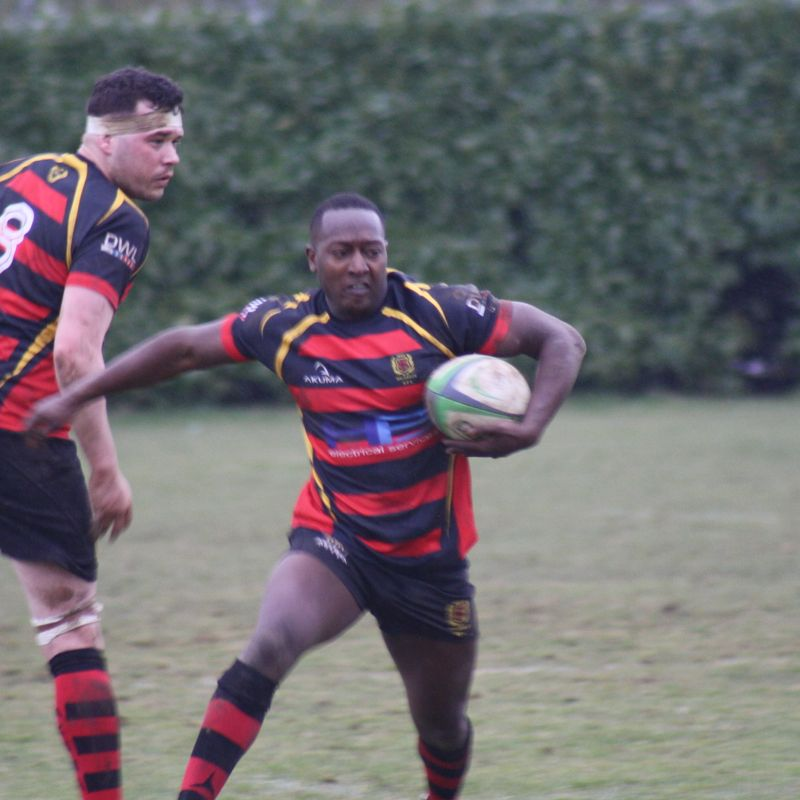 Belgrave run riot in a 10 try 60 point win