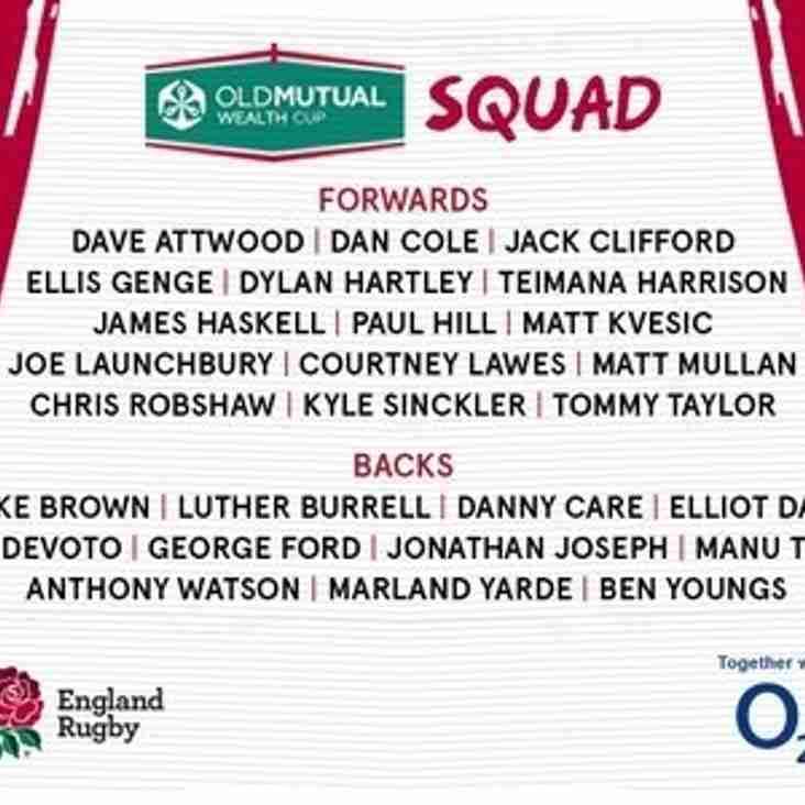 England v Wales - 29th May
