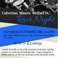 Fundraiser Race Night