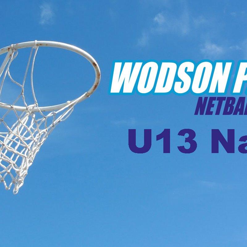 Saffron Hawks B vs. U13 Navy