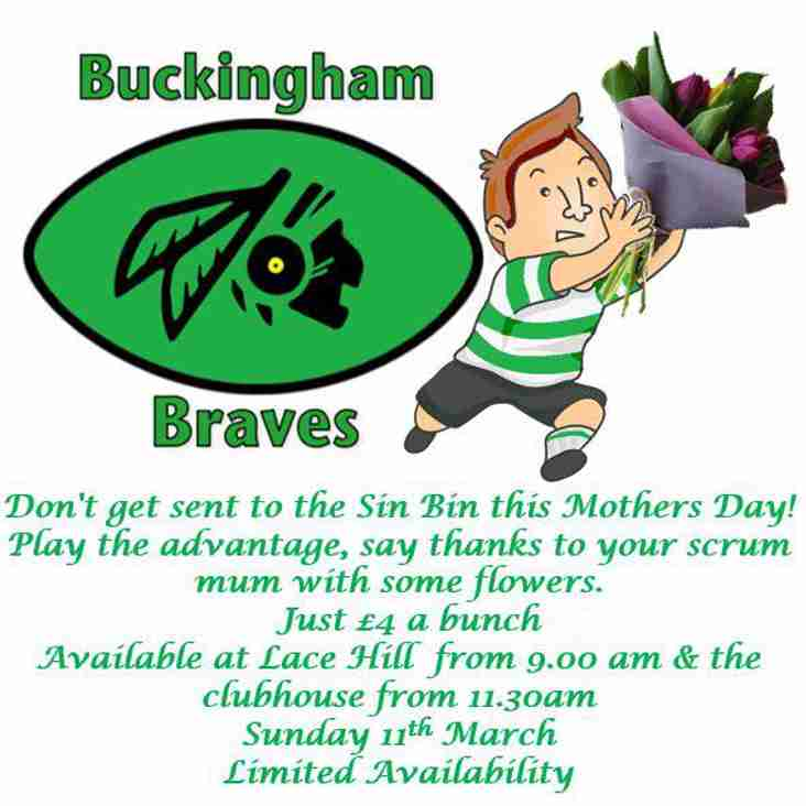 Mother's Day at BRUFC