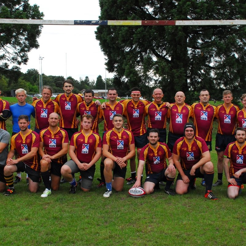 2nd XV lose to Telford RFC 3rd XV 34 - 19