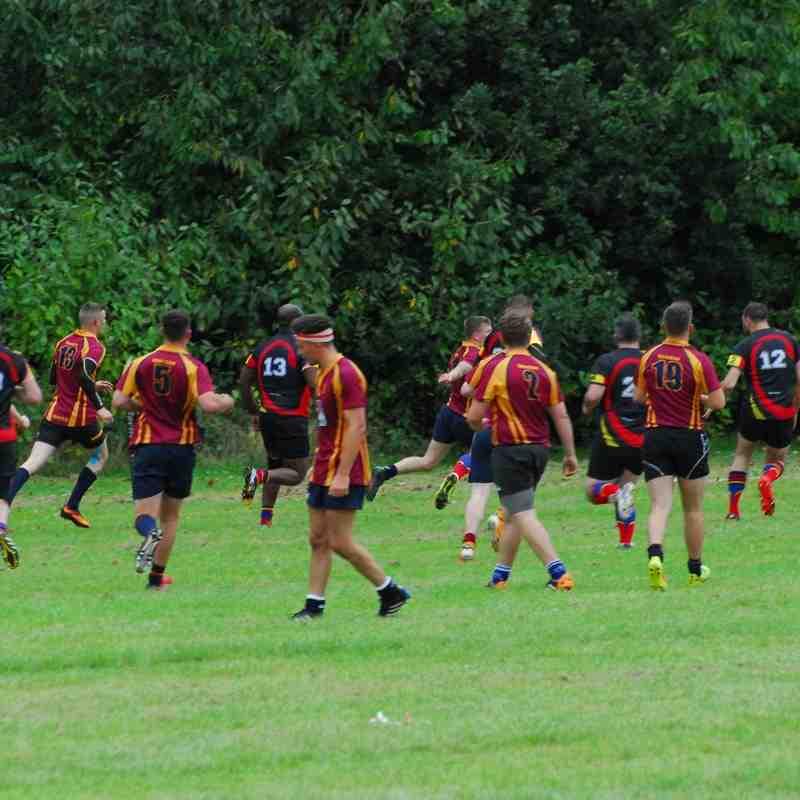 Edwardians 2nd XV v Bham Bulls 17/9/16 W 44 - 15