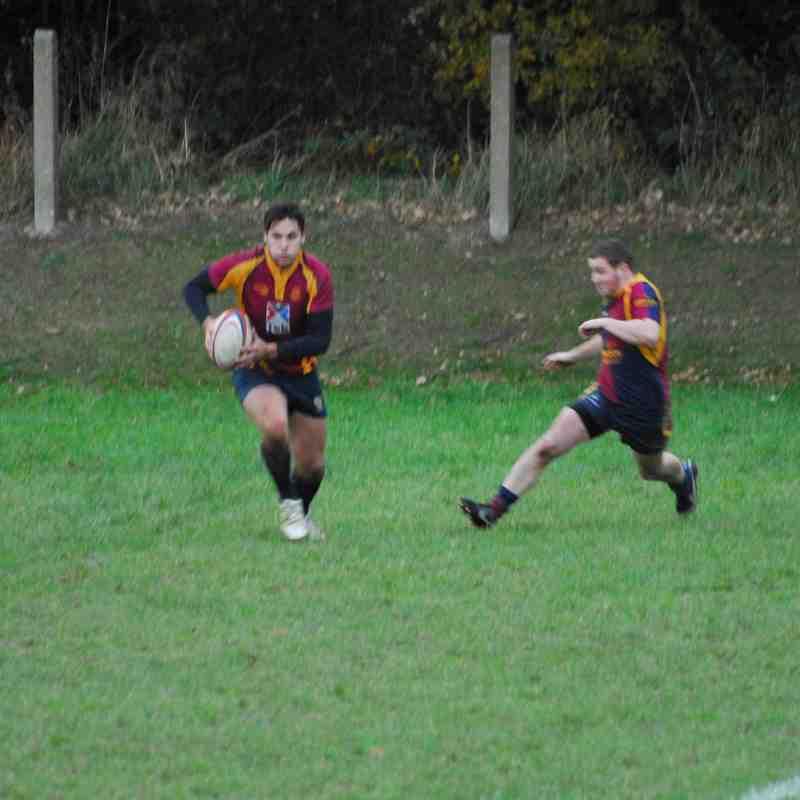 Edwardians v Clee Hill 19/11/16 W 48-7
