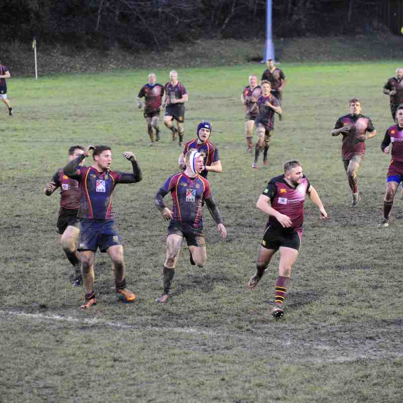 Edwardians v Willenhall 11/11/17 W 26-14
