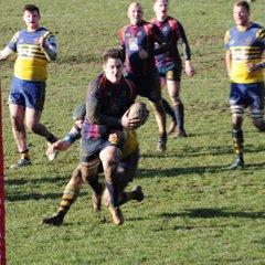 Edwardians v Cannock 17/2/18 - W24-19
