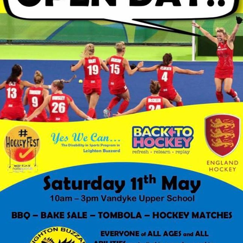 Club Open Day!