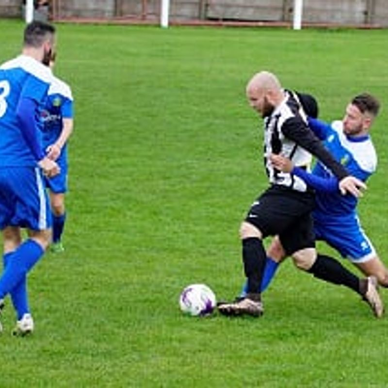 Tow Law Town 5 - 1 Penrith.