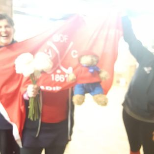 Blackheath and Elthamians L4's 5-0 Dartford Ladies 3's