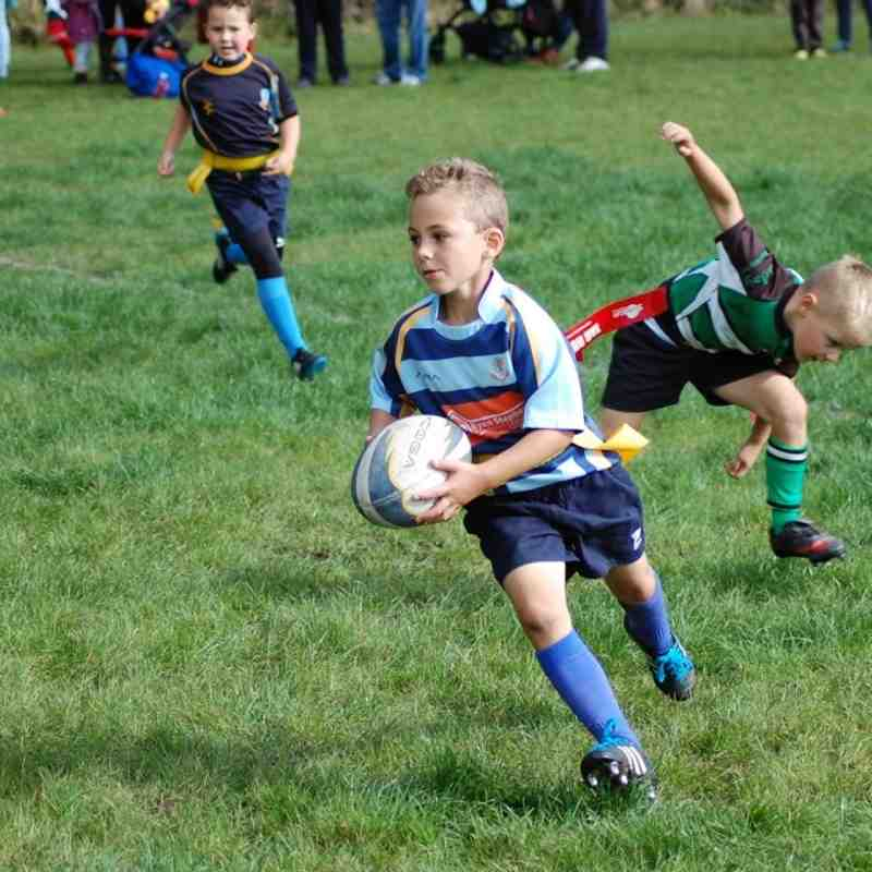 Under 7s vs Cambrian & Caerphilly