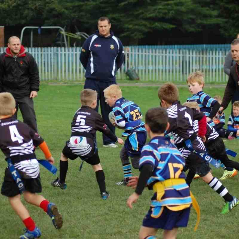 Llantwit Fardre Under 7s vs. Treorchy (Away)