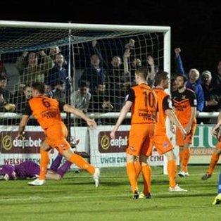 Bangor City 2-3 Aberystwyth Town