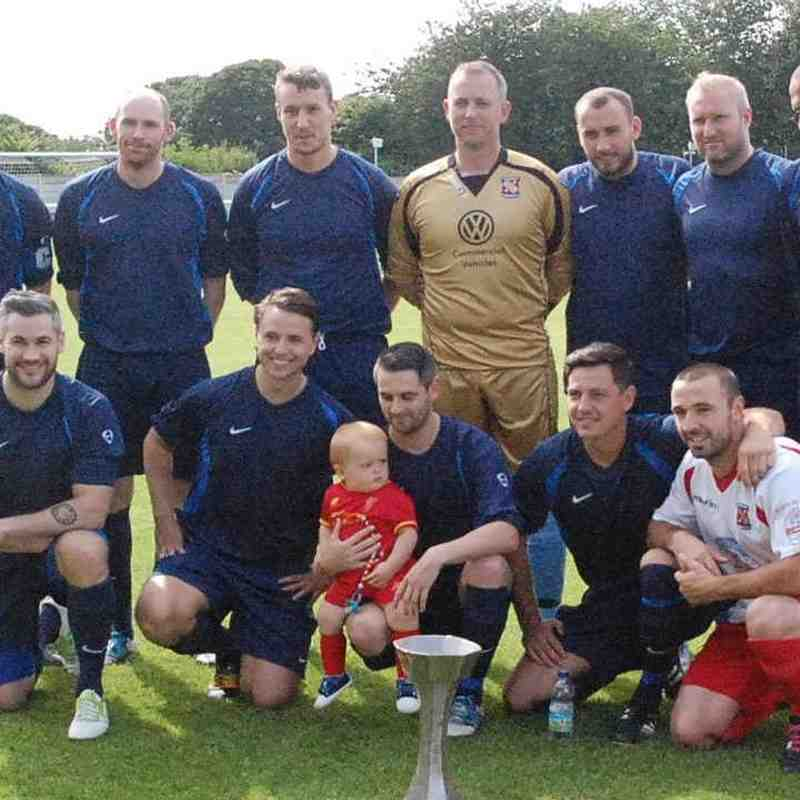 Sion Edwards Testimonial Match - 6 August 2016