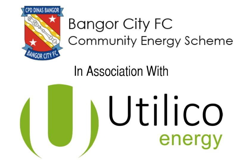 Save £££s with the Bangor City FC Community Energy Scheme!
