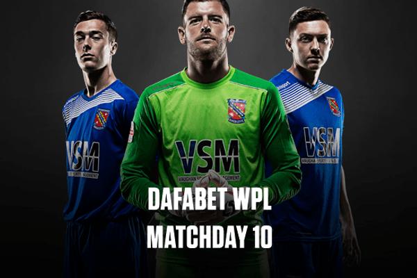 Next Dafabet WPL Action at the Bangor University Stadium