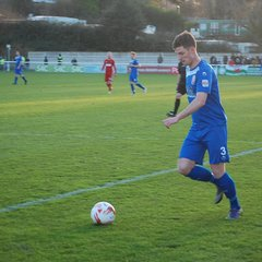 Bangor City First Team v Llandudno - Mon, 26 Dec 2016