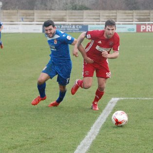 New Look Citizens Ease Into JD Welsh Cup Quarter Finals
