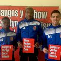 Show Racism the Red Card visits Bangor City FC