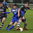 Citizens hopes of automatic European qualification suffer a set-back against Bala Town