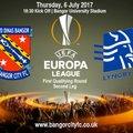 UEFA Europa League Ticketing Update