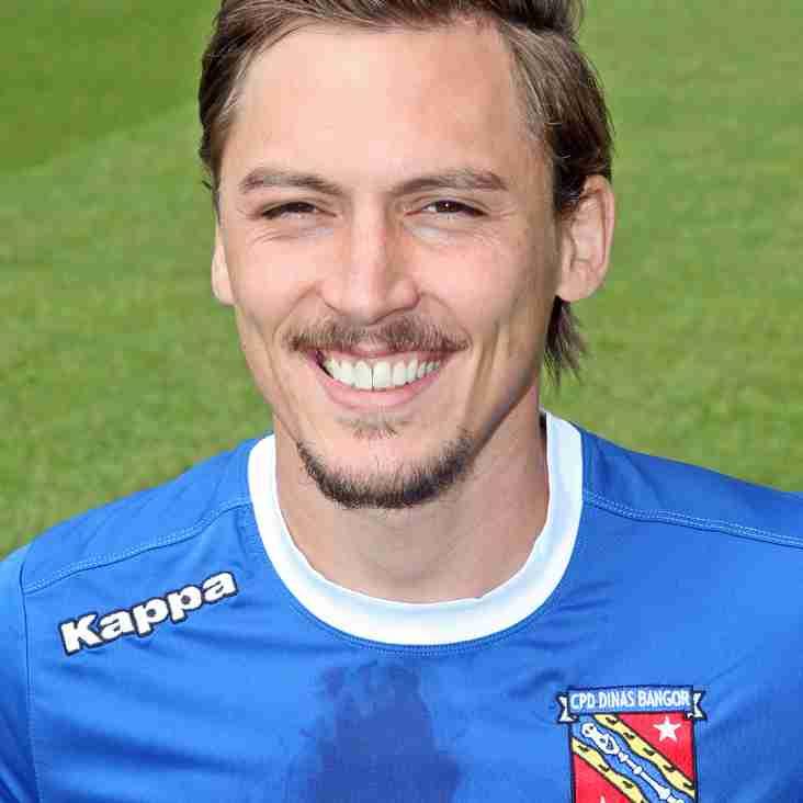 TRANSFER NEWS | Damien Allen Departs for Aberystwyth