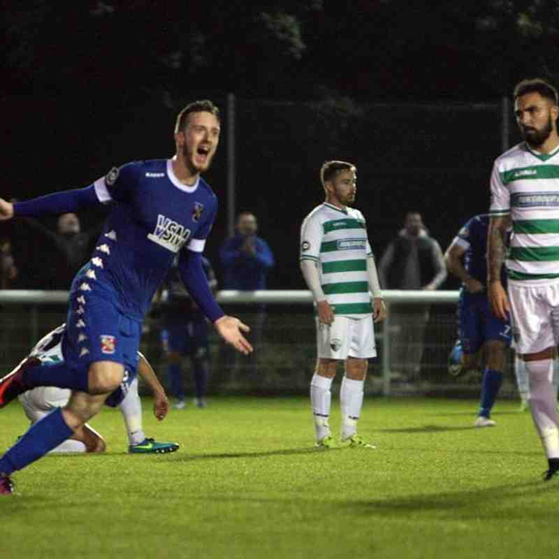 Bangor City 5-2 The New Saints (Fri, 11 Aug 2017)