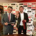 Manager Nicholson Assists with JD Welsh Cup Draw