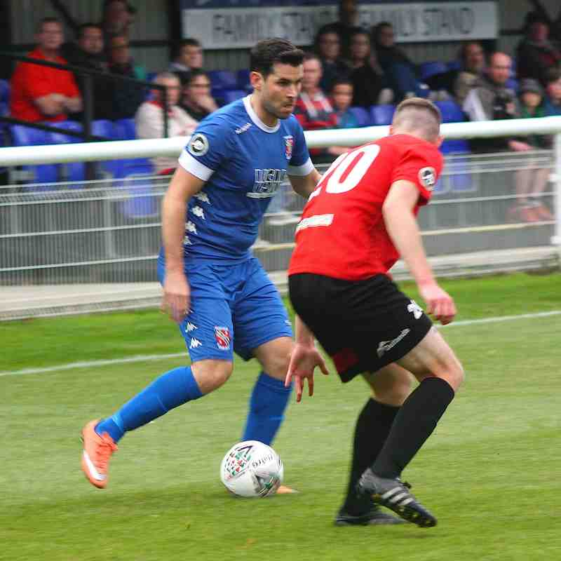 Bangor City 1-0 Prestatyn Town (Fri, 25 August 2017)