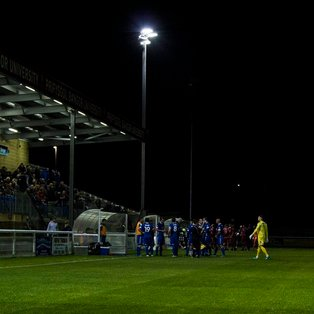 Match Abandoned - Lights Go Out at Nantporth on JD WPL Matchday 5