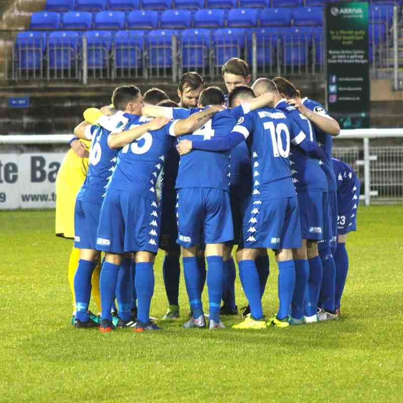 Bangor City v Connah's Quay Nomads (Fri, 15 September 2017)