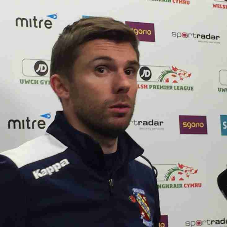 POST-MATCH REACTION | Kevin Nicholson & Steven Hewitt