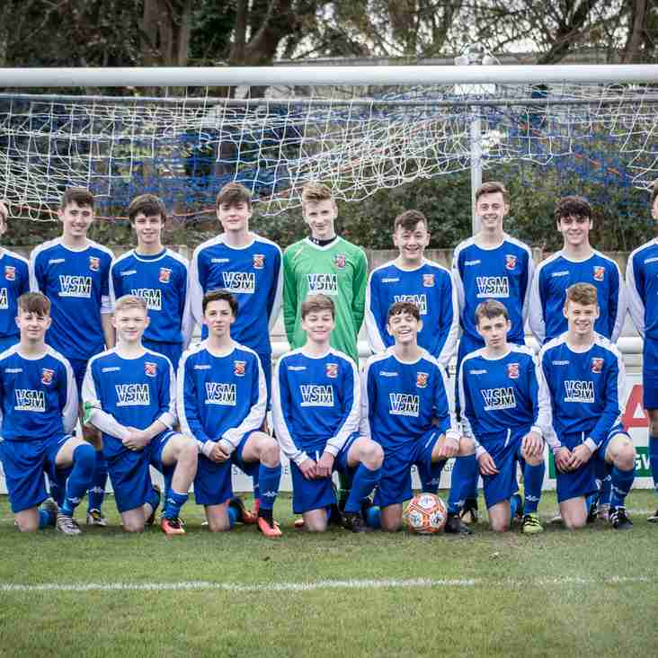 ACADEMY NEWS | Bangor City Academy Fundraising for Holland Tournament
