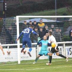 Bangor City 4-3 Cwmamman United (Sat, 2 Dec 2017)