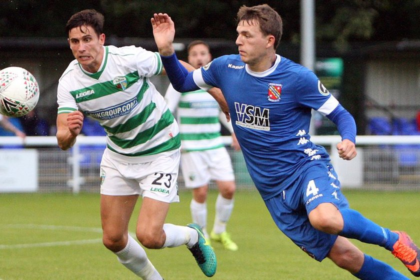 MATCH REPORT | Citizens Stumble at Park Hall in Race for Europe