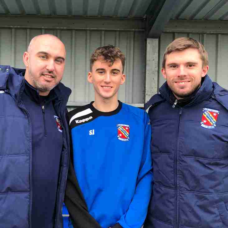 CLUB NEWS | Sam Jones pens deal & Citizens add Alieu Sheriff