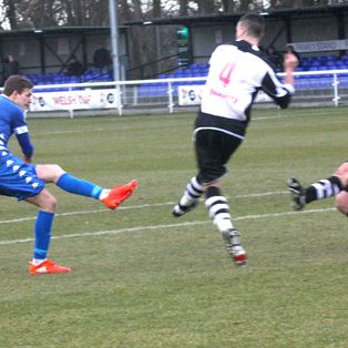 MATCH REPORT | Citizens Ease Through to JD Welsh Cup Semi-Finals