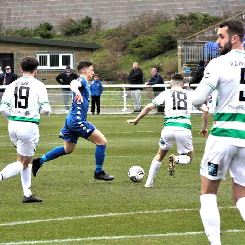 MATCH PHOTOS | Bangor City 1-0 The New Saints (Saturday, 31 March 2018)