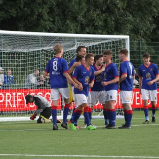 MATCH REPORT | Bangor 1876 Hit Ten on Home League Debut