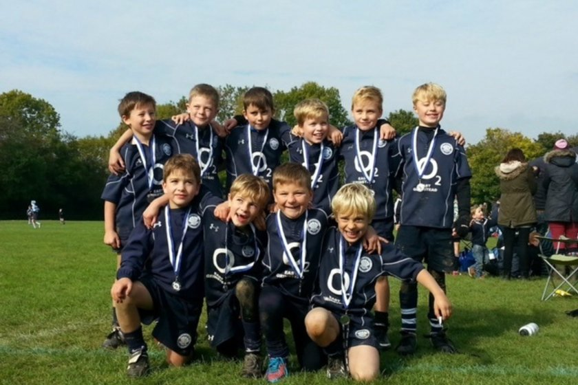EGRFC Host to West Sussex Minis Festival - Sunday, 26th March.