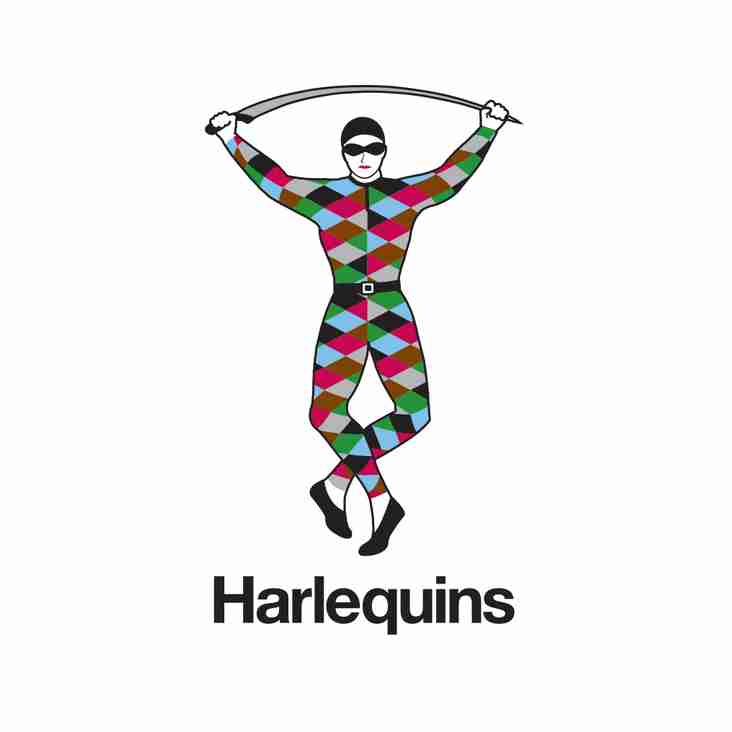 LEARN TO PLAY THE HARLEQUINS WAY