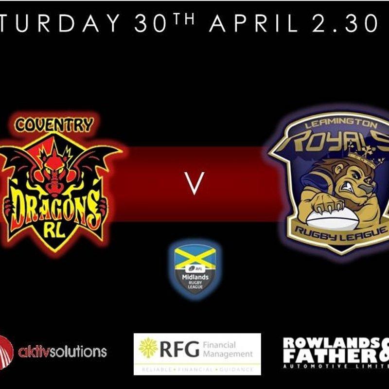 Match Preview: Dragons v Royals