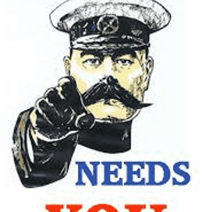 We still need some key volunteers - umpire coordinator, fixtures sec and Fundraiser.