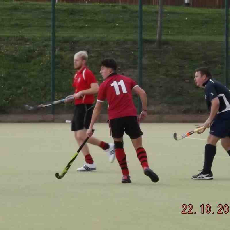 Mens 1 v Wisbech 22Oct 16